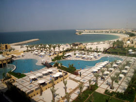 Urlaub in Ras Al Khaimah (VAE)