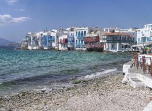 Urlaub auf Mykonos
