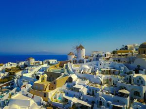 Lastminute-Urlaub Santorini