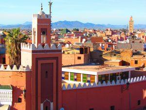 Lastminute-Urlaub Marrakesch